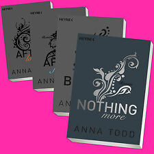 ANNA TODD | After Band 3+4+5+6 | After love+forever+Before us+Nothing more(Buch)