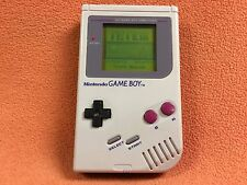 Nintendo Game Boy GameBoy Original Grey System Console Handheld Super!