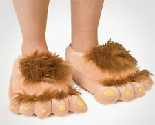 Cool Women Men Warm Indoor Slipper Cosplay The hobbit Big Feet Plush Shoes New