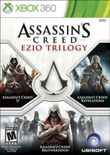 Assassin''s Creed Ezio Trilogy Edition Xbox 360 New Xbox 360, Xbox 360