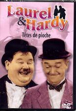 DVD - TETE DE PIOCHE - Laurel & Hardy