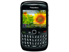 NEW BLACKBERRY CURVE 8520 BLACK UNLOCKED GSM SMART PHONE SB