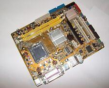ASUS p5gc-mx/1333, LGA 775, Intel 945gc, FSB 1333, DDR 667, VGA, LAN, IDE, mATX