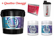 Muscle Center 100% Iso whey  professional 5 kg proteine siero + omaggio scitec