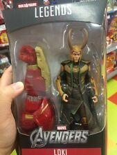 MARVEL LEGENDS SERIES AVENGERS AGE OF ULTRON LOKI 6INCH HASBRO