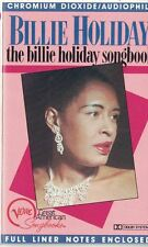 Billy Holiday Songbook Audio Music Cassette 1985 Verve CrO2 Bias Tape 823 246-4