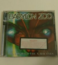 Babylon zoo the boy with the x-ray eyes rare oop cd