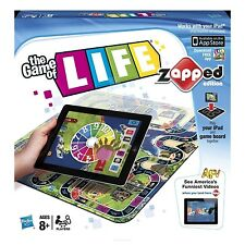 GAME OF LIFE ZAPPED (HASBRO, INC.)