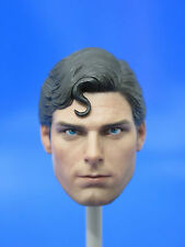 Hot Toys MMS152 SUPERMAN Christopher Reeve Head Sculpt Only 1:6 scale