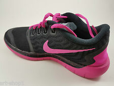 NIKE FREE 5.0 FLASH ID WOMEN'S LADIES GIRLS SHOES RUNNING TRAINERS GYM SIZE 4.5