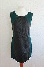 Ärmelloses Kleid mit Lederimitiat von Atmosphere at Primark, Gr. XXL / 44, neu