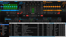 Mixxx 2017 (Professional DJ Mixing Software with Controller Support) Windows/Mac
