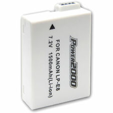 Power2000 ACD-314 Rechargeable Battery for Canon LP-E8