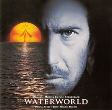 WATERWORLD - ORIGINAL MOTION PICTURE SOUNDTRACK, SCORE: JAMES NEWTON HOWARD / CD