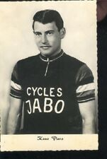 KEES PIERS Cyclisme cp Cycles JABO 61 ciclismo Cycling wielrennen wielersport