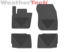 WeatherTech® All-Weather Floor Mats for Lincoln MKZ - 2013-2016 - Black