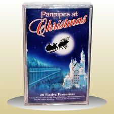 Panpipes at Christmas - Audio Cassette - Silent Night, Noel - Buy 2 Get 1 FREE