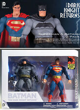 [MISB] DC COLLECTIBLES - THE DARK KNIGHT RETURNS [SET OF 2] - BATMAN V SUPERMAN