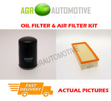 DIESEL SERVICE KIT OIL AIR FILTER FOR FIAT SCUDO 2.0 94 BHP 1999-06