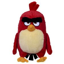 "13"" New Edition Movie Red Angry Bird Kids Collectable Plush Soft Toy Game"