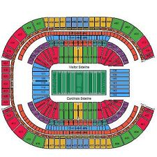 (2) Arizona Cardinals vs New England Patriots Tickets 09/11/16 (Glendale)