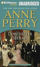 Charlotte and Thomas Pitt: Dorchester Terrace 27 by Anne Perry (2014, MP3 CD,...