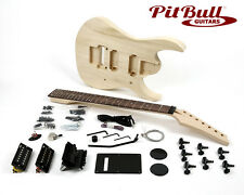 Pit Bull Guitars IB-7 7 String Electric Guitar Kit