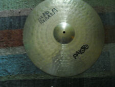 "20"" Paiste Sound Formula Heavy Ride Cymbal 2900g Paiste Signature Alloy"