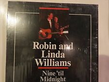 ROBIN & LINDA WILLIAMS CLOSE AS WE CAN GET LP FLYING FISH # 327 N/M IN SHRINK