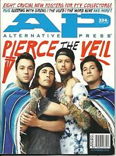 AP Alternative Press 334.1 & 334.2 May 2016 Pierce The Veil Both Issues L@@K !!
