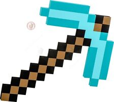 Minecraft Pickaxe DIAMOND EVA Foam