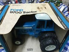 Vintage Toy Tractor ERTL Ford 9700 Toy Tractor 1/12 scale Diecast In The Box