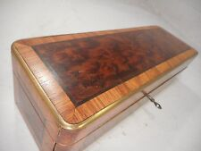Antique French Boulle type Box Kingswood & Thyla ,  ref 2190