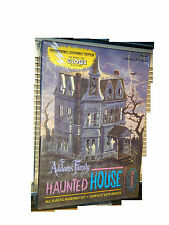 1960s AURORA REPRO POLAR LIGHTS The ADDAMS FAMILY HAUNTED HOUSE KIT NEW IN BOX