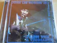 John Lee Hooker Jr. - Blues with A Vengeance (2004)  CD NEW/SEALED  SPEEDYPOST