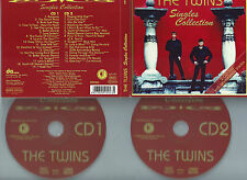 THE TWINS-SINGLES COLLECTION-2008-GERMANY-2CDS SET-NEW-