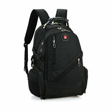 Swiss Gear Men Backpack Laptop Computer School Bag Outdoor Shoulder Bag