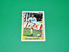 PANINI FOOTBALL SUPERFOOT 1998-1999 CHRISTOPHE DUGARRY OLYMPIQUE MARSEILLE OM
