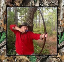 English / Welsh Brown Longbow