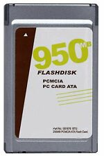 950MB PCMCIA ATA Flash Card (p/n ATA-950MB-MT)