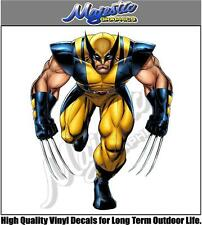WOLVERINE DECAL - 200mm x 160mm - DECAL
