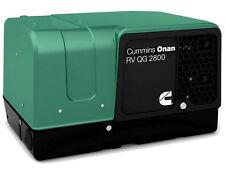 Cummins Onan 2.8HGJBB-1120A RV or Commercial Generator Quiet Gasoline QG 2800
