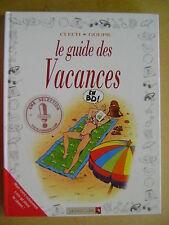 BD Le guide des vacances en BD