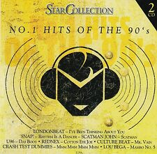 STARCOLLECTION : NO. 1 HITS OF THE 90'S / 2 CD-SET (BMG ARIOLA 2004)