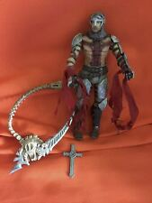 "DANTE'S INFERNO 7"" NECA 2009 ACTION FIGURE"