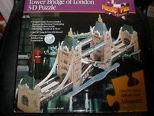 Tower Bridge over London Puzzle 3D 650 pieces