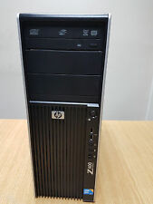 Workstation HP Z400-Intel Xeon W3503 @ 2.40GHz, 8GB, 250GB, gana 7 Pro