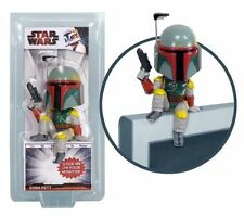 Star Wars: Boba Fett Computer Sitter Bobble-head - Sticky Accessory New