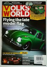 Volks World Late Model Squareback How Tos VW History Apr 2015 FREE SHIPPING JB