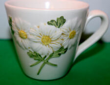 Metlox Poppy Trail Sculptured Daisy  Cup Good Used Condition  1964-1983